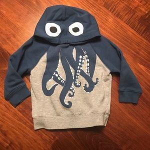 Gymboree octopus 🐙 Hoodie